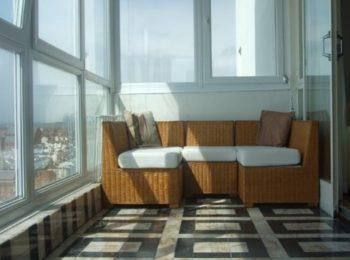 Цены на балконы и лоджии