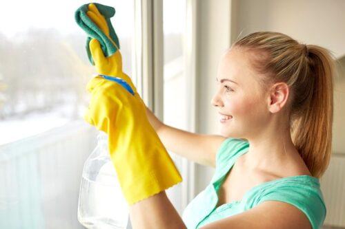 Как легко помыть пластиковые окна